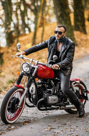 Personalización de la moto